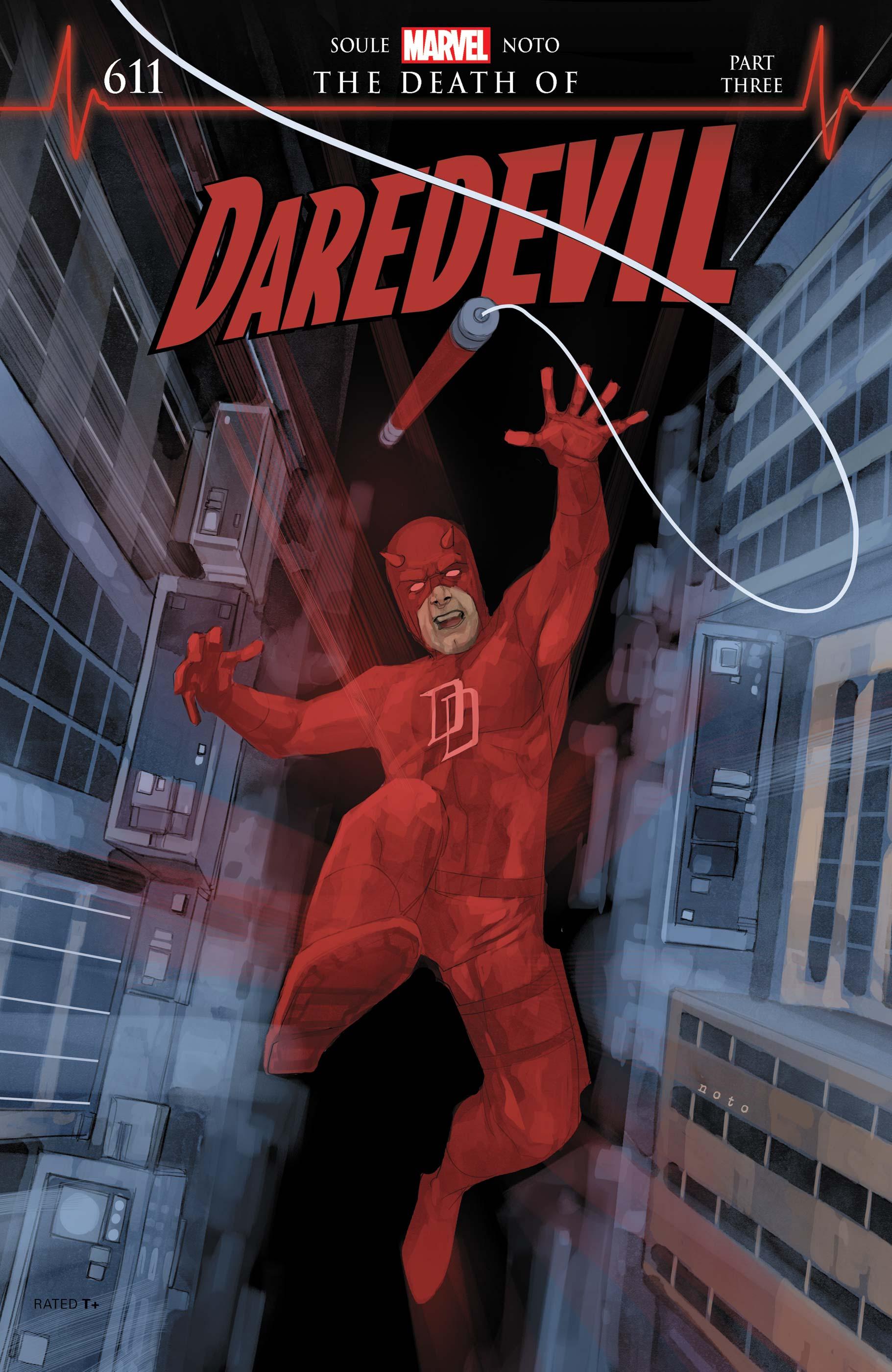 Daredevil (2015) #611