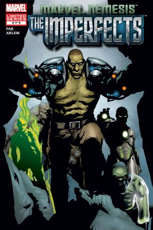 Marvel Nemesis: The Imperfects #5