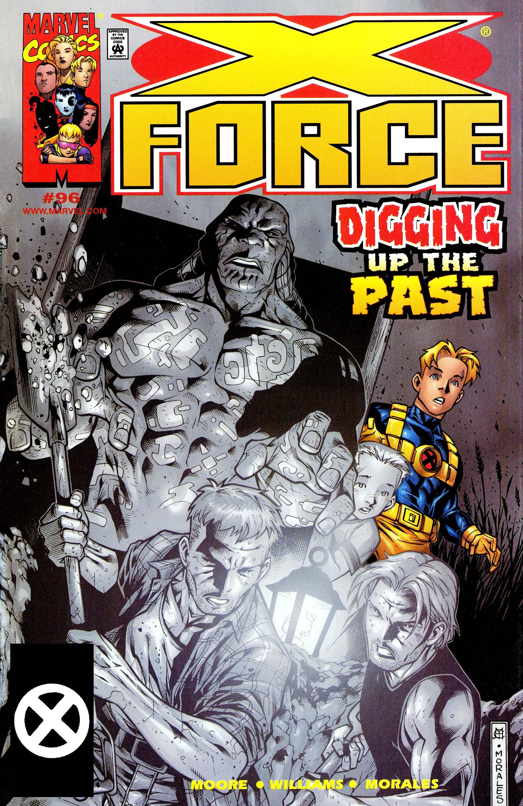 X-Force (1991) #96