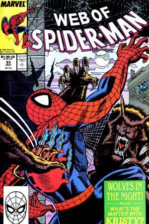 Web of Spider-Man (1985) #53