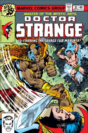 Doctor Strange #31