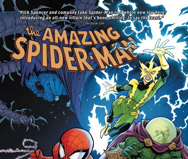 AMAZING SPIDER-MAN BY NICK SPENCER VOL. 5: BEHIND THE SCENES TPB #5