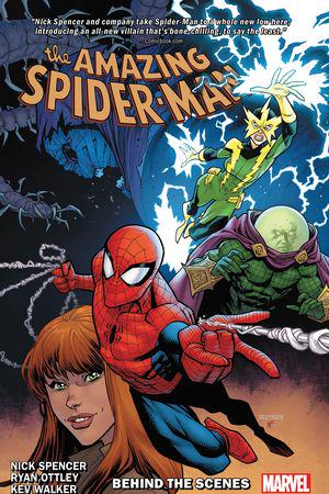 Amazing Spider-Man By Nick Spencer Vol. 5: Behind The Scenes (Trade Paperback)