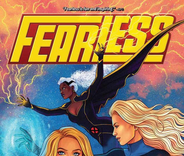 FEARLESS TPB #1