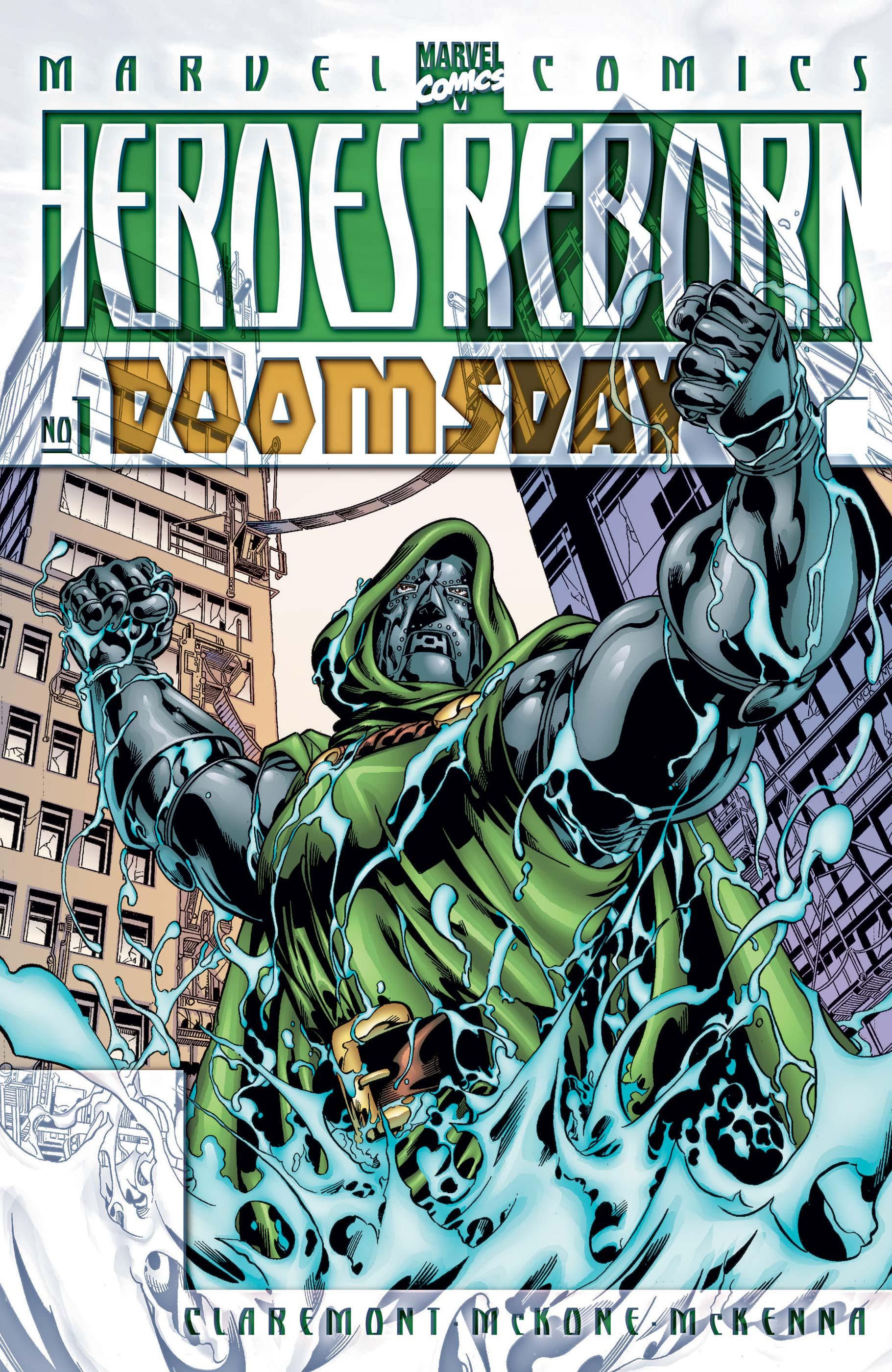 Heroes Reborn: Doomsday (2000) #1