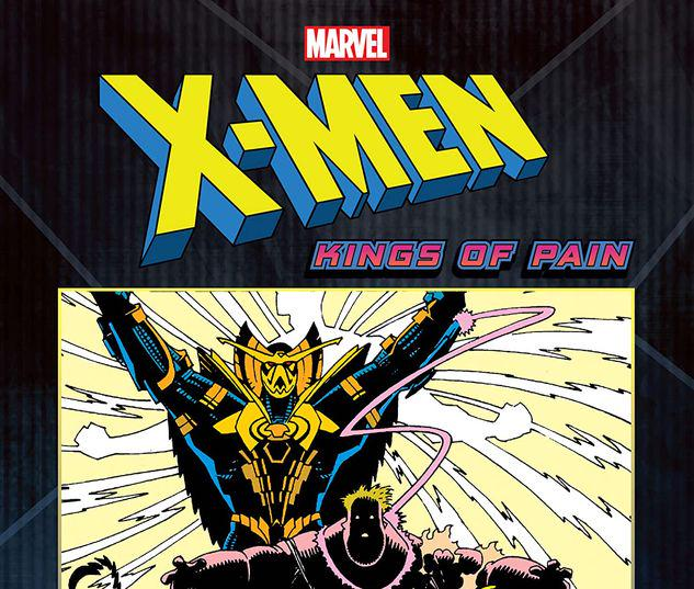 X-MEN: KINGS OF PAIN #1
