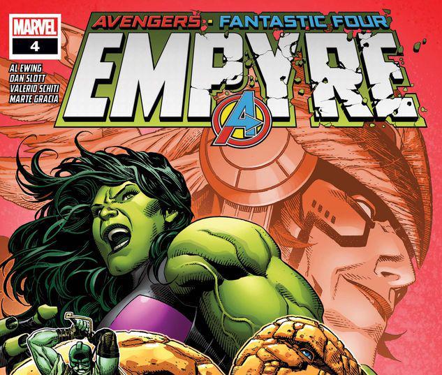 Empyre #4