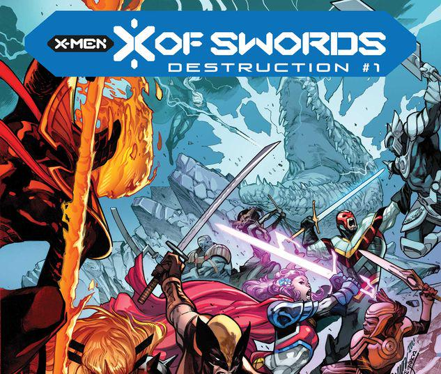 X OF SWORDS: DESTRUCTION 1 #1