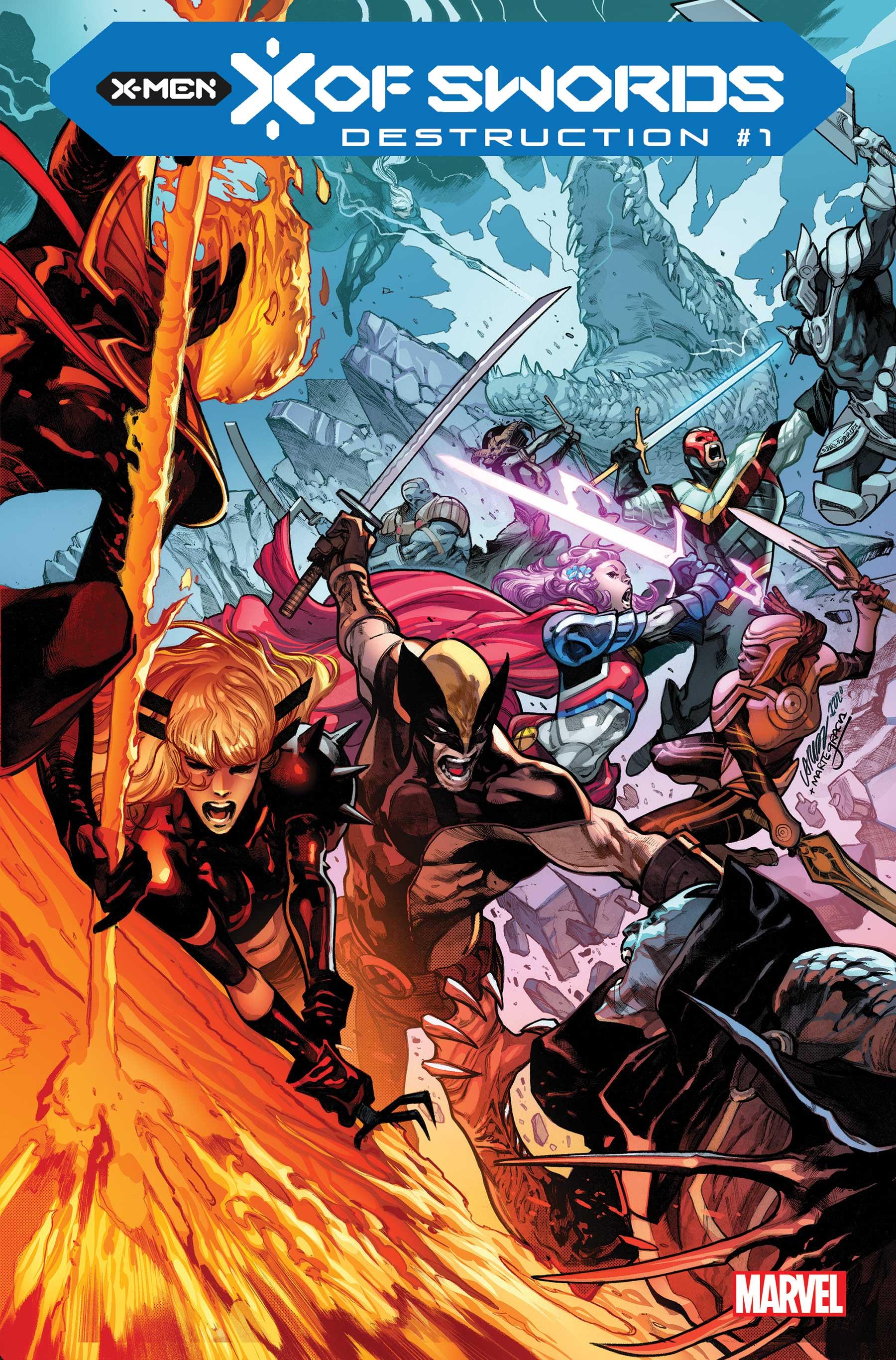 X OF SWORDS: DESTRUCTION 1 (2020) #1