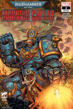 Warhammer 40,000: Marneus Calgar (2020) #4 (Variant)