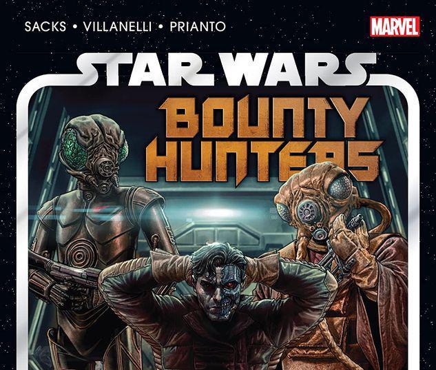 STAR WARS: BOUNTY HUNTERS VOL. 2 - TARGET VALANCE TPB #2