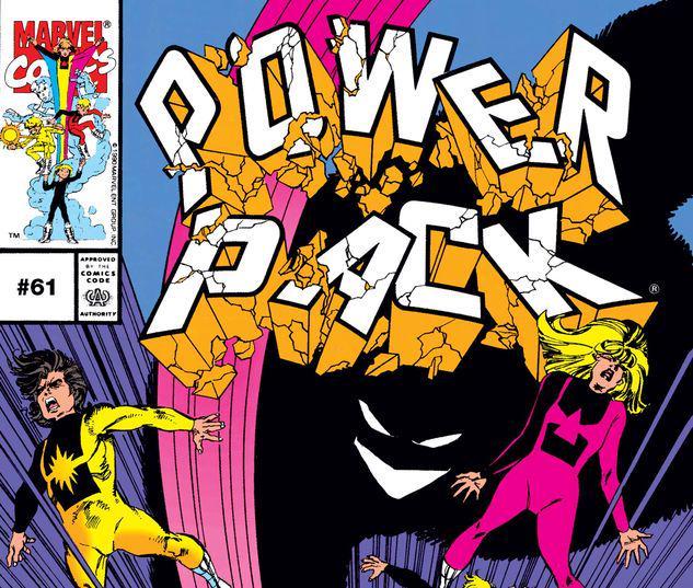 Power Pack #61