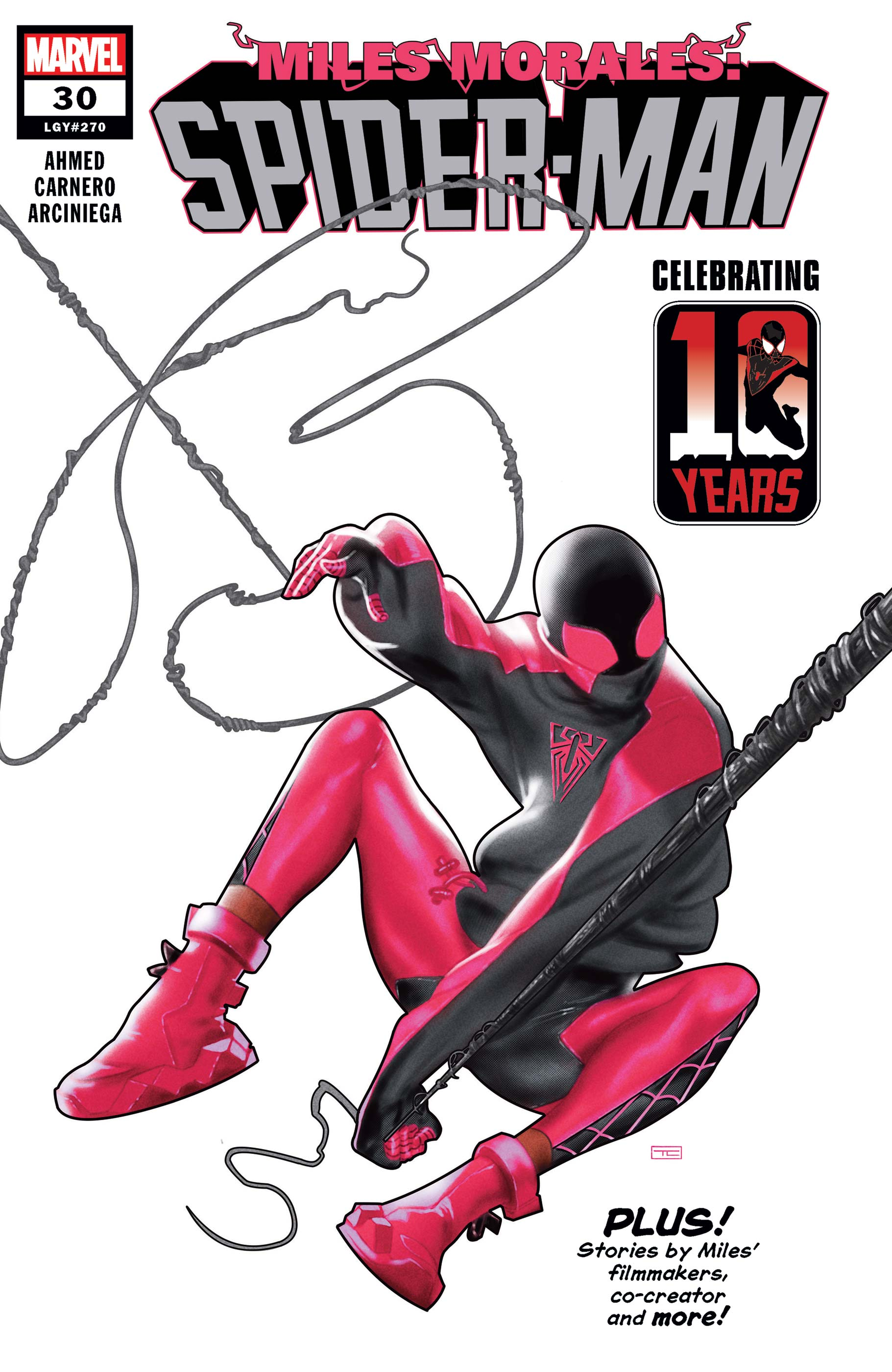 Miles Morales: Spider-Man (2018) #30