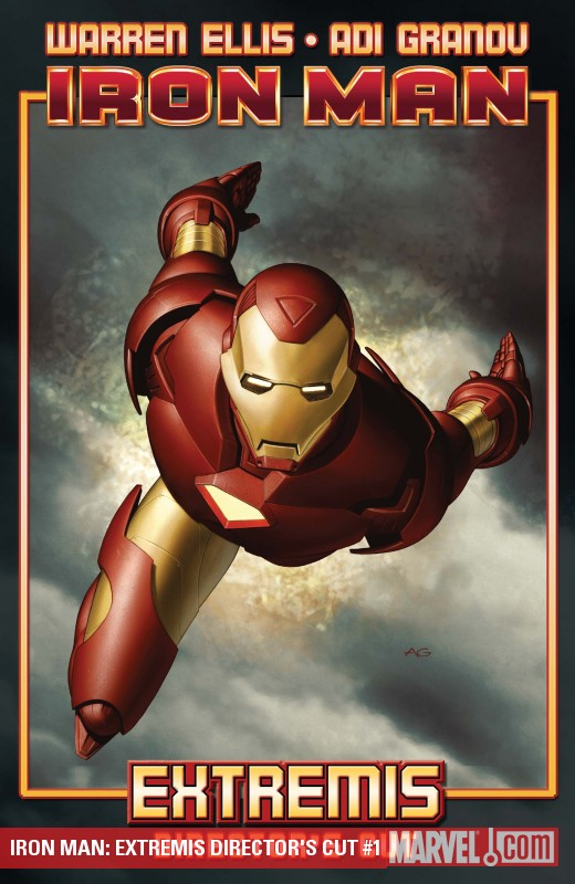 Iron Man: Extremis Director's Cut (2010) #1