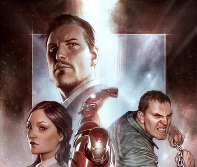 Iron Man: Extremis (Hardcover)