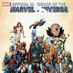 Official Handbook of the Marvel Universe a to Z Vol. 12