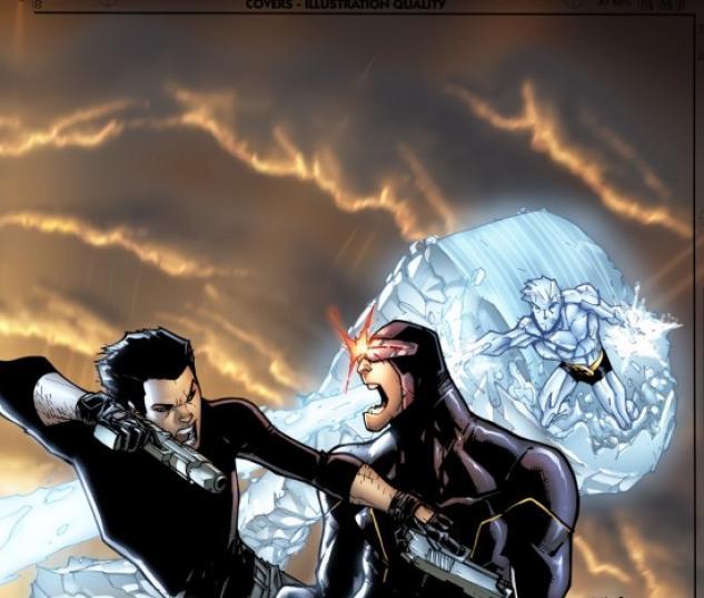X-MEN VS. AGENTS OF ATLAS #2 (RAMOS VARIANT)