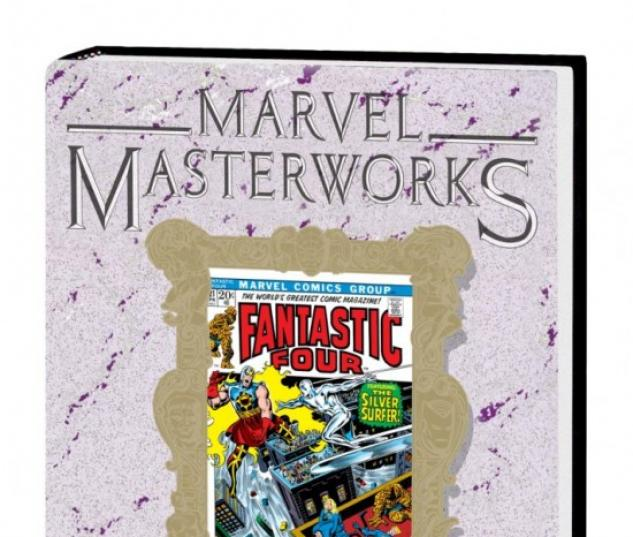 MARVEL MASTERWORKS: THE FANTASTIC FOUR VOL. 12 HC (VARIANT) #1