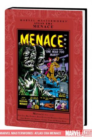 Marvel Masterworks: Atlas Era Menace Vol. 1 (2009 - Present)