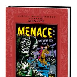 Marvel Masterworks: Atlas Era Menace Vol. 1