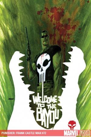 Punisher: Frank Castle (2009) #72
