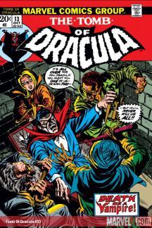 Tomb of Dracula (1972) #13