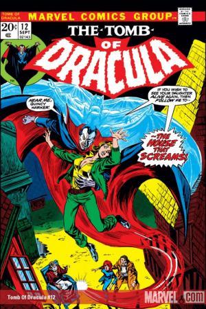Tomb of Dracula (1972) #12