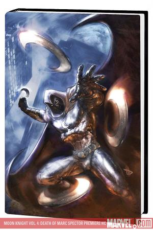 Moon Knight Vol. 4: Death of Marc Spector Premiere (Hardcover)
