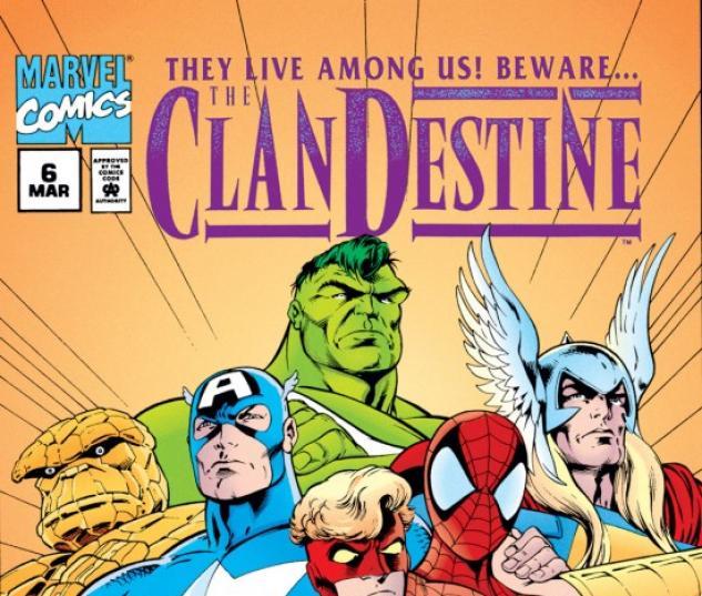 Clandestine #6