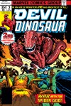 DEVIL DINOSAUR #2 COVER