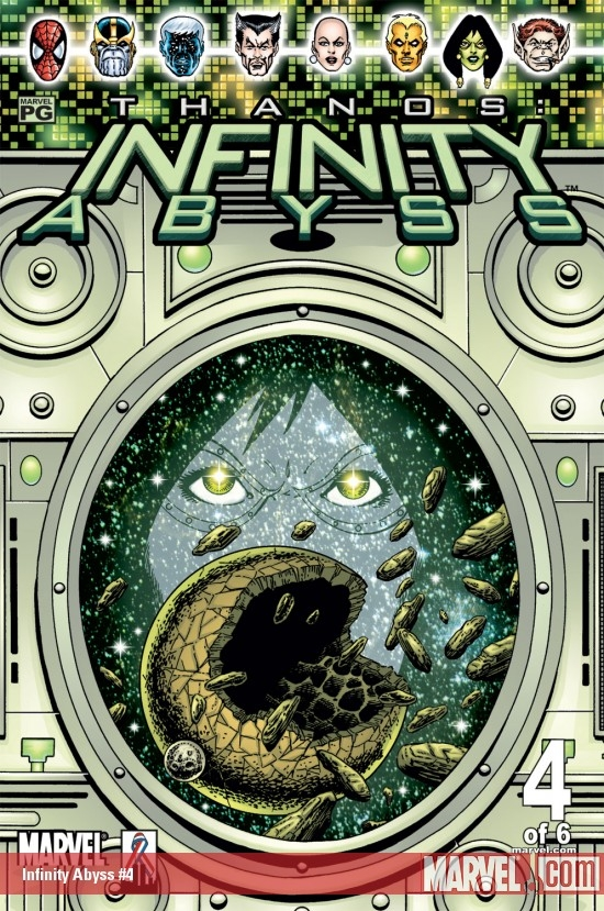 Infinity Abyss (2002) #4