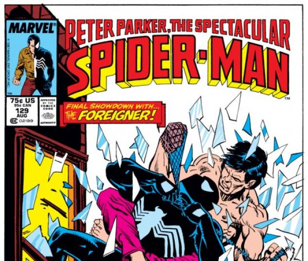 Peter Parker, The Spectacular Spider-Man #129