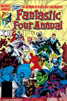 Fantastic Four Annual (1963) #18