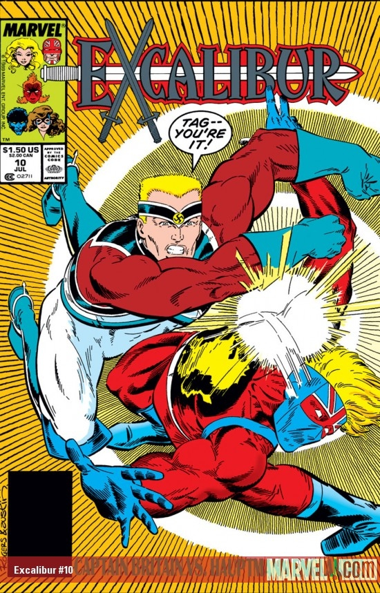 Excalibur (1988) #10