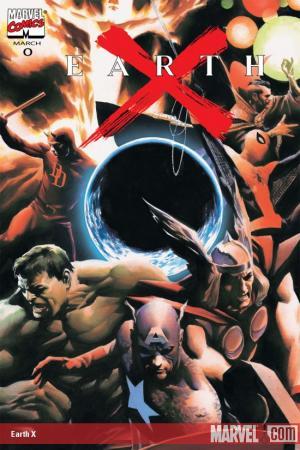 Earth X (1999)