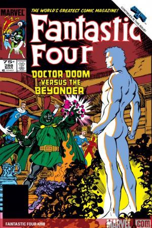 Fantastic Four (1961) #288