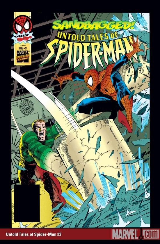 Untold Tales of Spider-Man (1995) #3