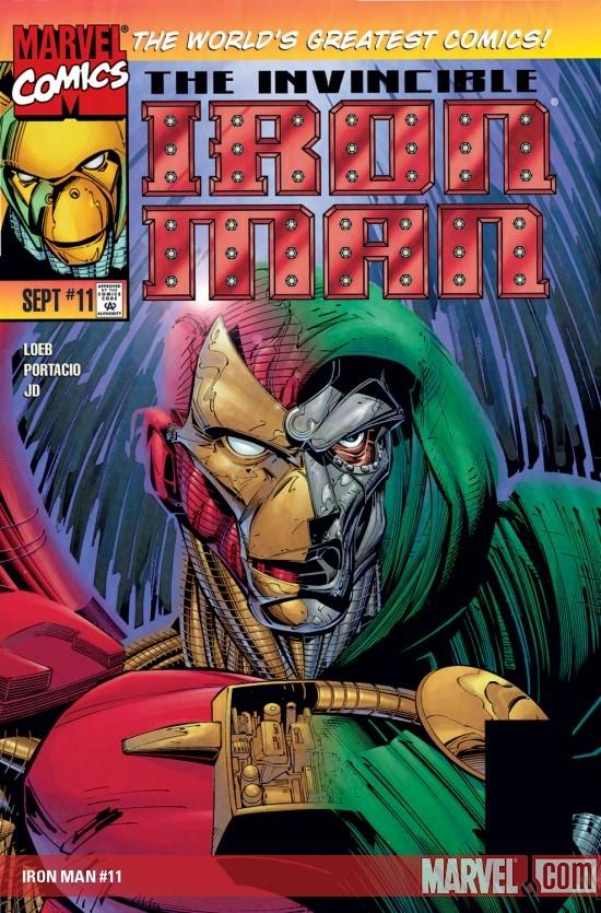 Iron Man (1996) #11