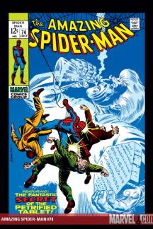 Amazing Spider-Man (1963) #74