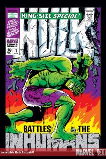 Incredible Hulk Annual #1