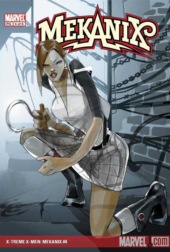 X-Treme X-Men: Mekanix (2001) #4