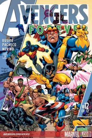 Avengers Forever (1998) #12
