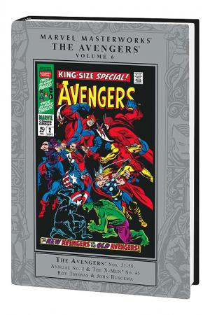MARVEL MASTERWORKS: THE AVENGERS VOL. 6 HC (Hardcover)