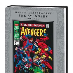 MARVEL MASTERWORKS: THE AVENGERS VOL. 6 HC (Hardcover)