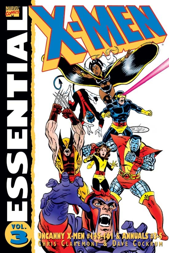 Essential X-Men Vol. III (Trade Paperback)