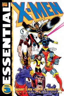 Essential X-Men Vol. III (Trade Paperback)