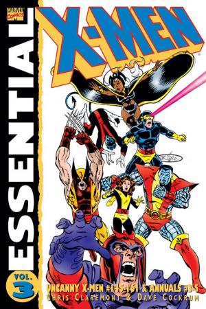 ESSENTIAL X-MEN VOL. 3 TPB (Trade Paperback)