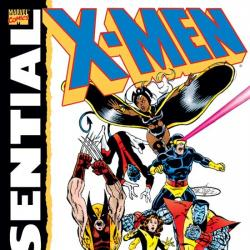 ESSENTIAL X-MEN VOL. III TPB COVER