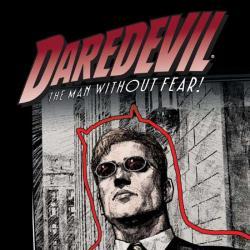 DAREDEVIL VOL. V: OUT TPB COVER