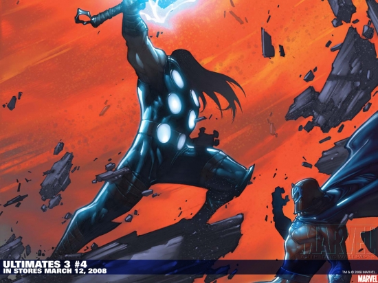 Ultimates 3 (2007) #4 Wallpaper